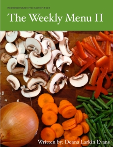 The Weekly Menu II