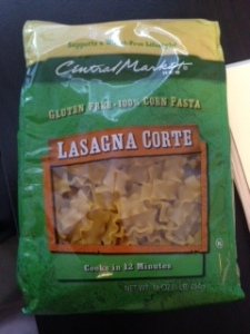 GF Lasagna Corte Pasta
