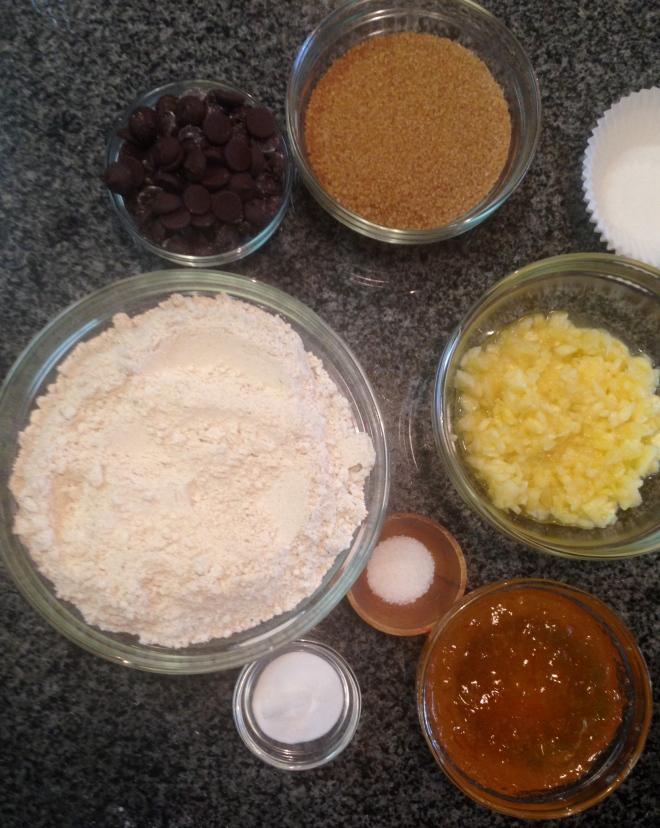Gluten-Free Chocolate Chip Breakfast Muffins