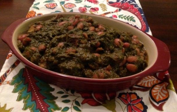 Persian Herb Stew