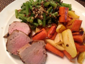 Cider Brined Pork Tenderloin