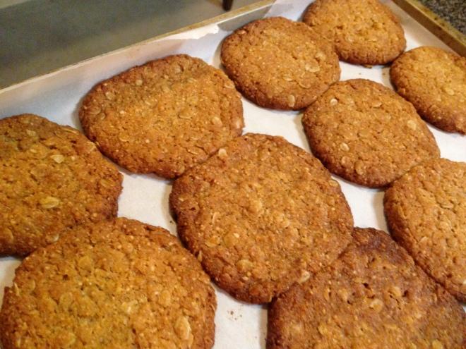 Gluten-free, Dairy-Free, Egg-Free Orange Marmalade Cookies from The Weekly Menu