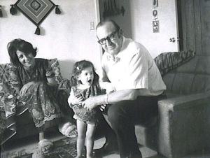 mom and grandpa and me _1973