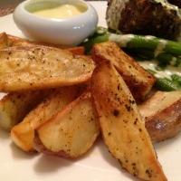 Roasted Spiced Potatoes #glutenfree #caseinfree