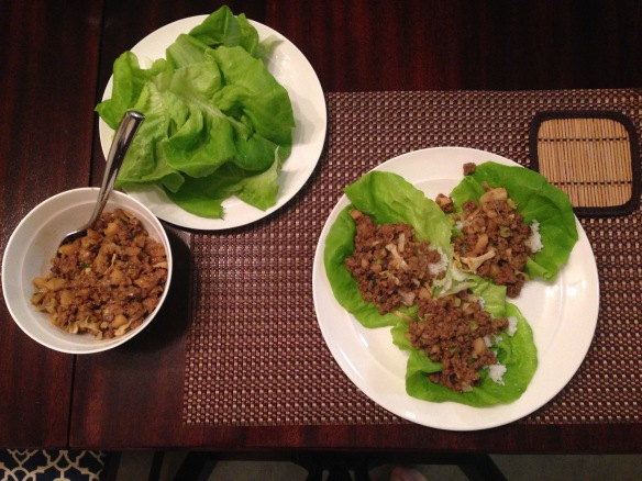 PF Chang-y Lettuce Wraps